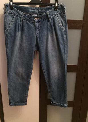 Укороченные джинсы old navy