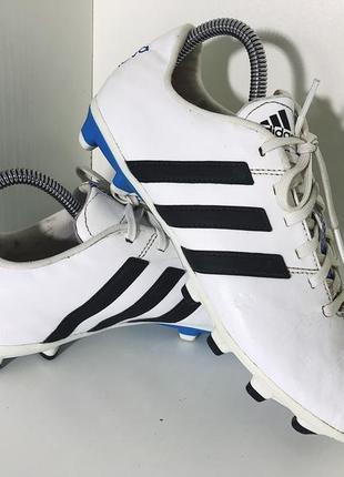 Мужские бутсы adidas 11 nova ( адидас 38рр 24см )