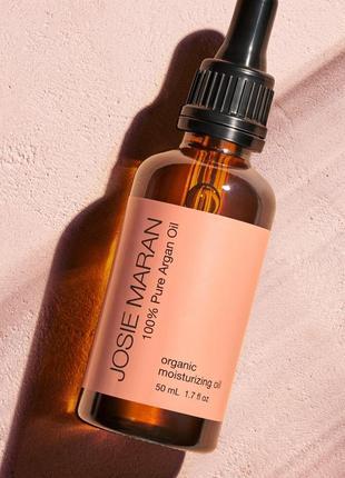 Josie maran 100% pure argan oil косметическое аргановое масло