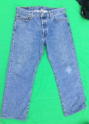 Оригинальные винтажные джинсы levis