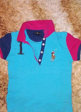 Polo футболки