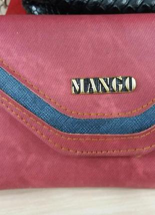 Новый кошелек mango