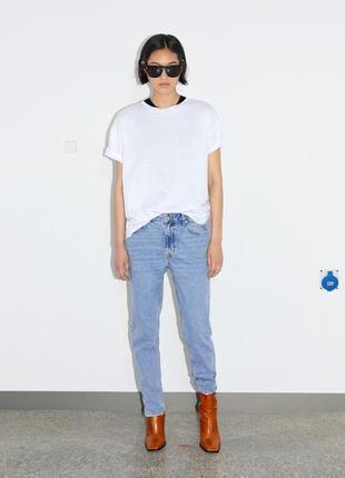 Джинсы mon jeans zara