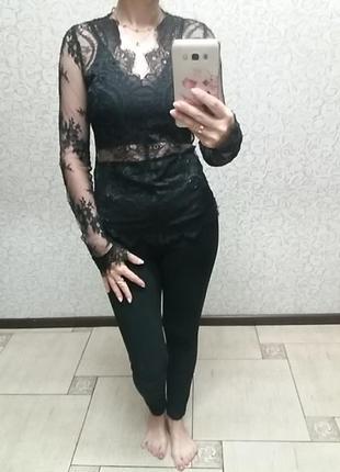 Кружевная кофта блуза гипюр.французское кружево.