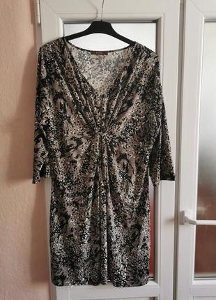 Платье туника для беременных 56_58 рр