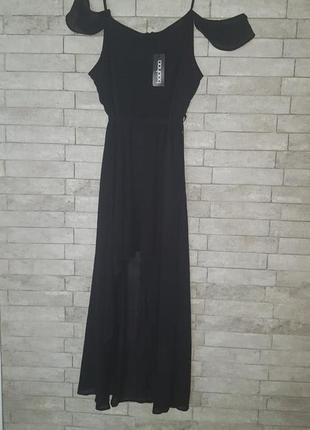 Шифонова сукня (батал)