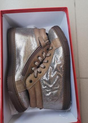 Деми ботинки kickers франция