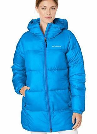 Зимняя женская куртка 3xl, курточка  зимняя columbia. 3хl, 4xl.