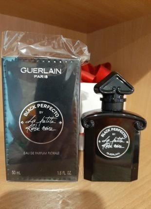 Духи парфюм guerlain black perfecto