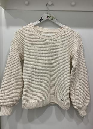 Женский свитер abercrombie &fitch
