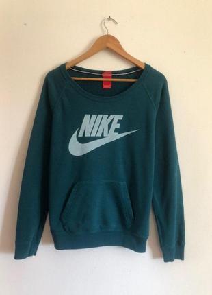 Женская кофта свитер свитшот nike