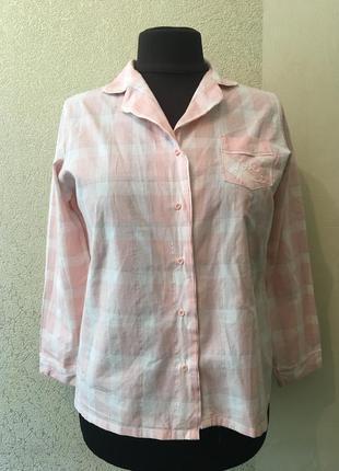 Комфортная ночная рубашка/кофта пижамная для сна