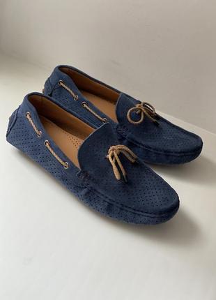 Мокасины туфли zara