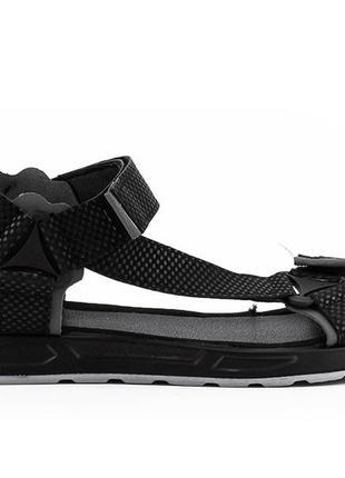 Мужские кожаные сандали anser air n5
