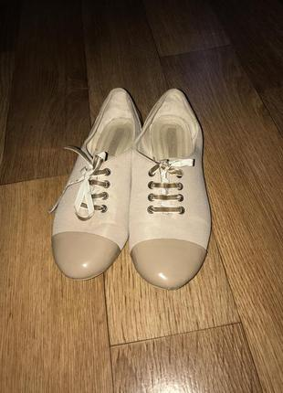 Туфли ботинки зара zara