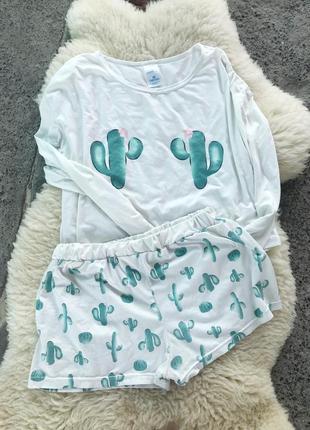 Пижама кактусы