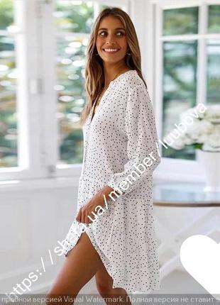 Платье летнее воздушное свободного кроя  42,44, 46,48