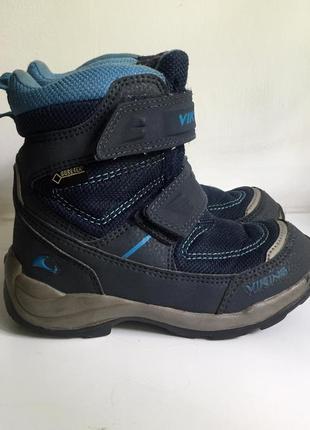 Зимние ботинки viking р. 28