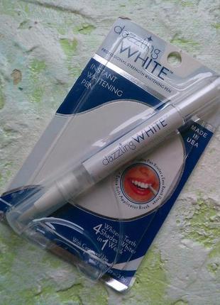 Олівець для відбілювання зубів dazzling white (карандаш отбеливающий)