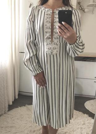 Шикарное платье noa noa размер s