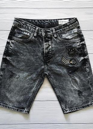 Мужские шорты джинсовые denim co шорти