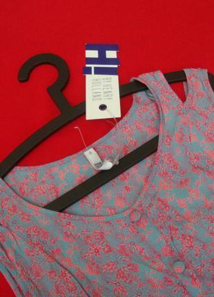 Платье henry holland pink размер m-l