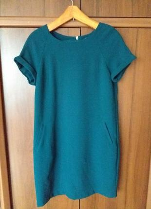 Платье свободного кроя от house с карманами