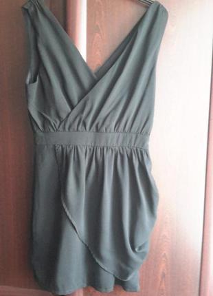 Платье черное danity