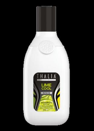 Шампунь від лупи lime & cool для чоловіків, 300 мл