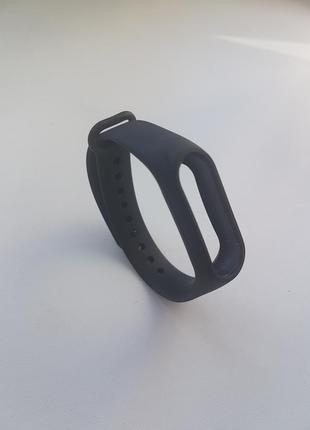 Ремешок силиконовый для фитнес-трекера xiaomi mi band 2