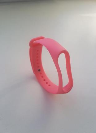 Ремешок силиконовый для фитнес-трекера xiaomi mi band 3/4