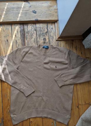 Мужская винтажная polo ralph lauren