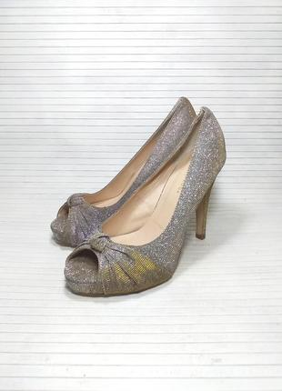Туфли хамелеон