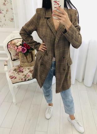 Платье пиджак длинный пиджак пальто