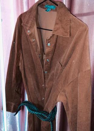 Платье-рубашка , туника, primark