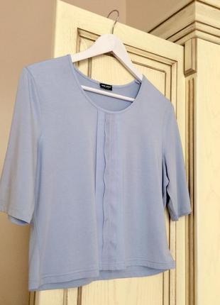 Нова.красива футболка топ бренду gerry weber collection germany