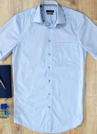 Рубашка с коротким рукавом seidensticker