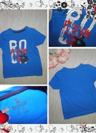 Футболка lupilu (р.98-104 на 2-4 роки) сорочка
