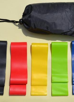 Безкоштовна доставка! резинки для фітнесу3 фото