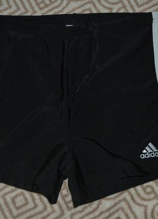 Новые плавки adidas infinitex 14-16 лет рост 164+ оригинал