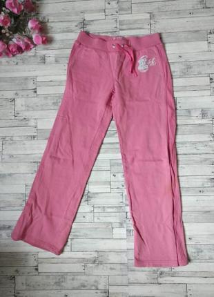 Спортивные штаны cherokee на девочку розовые