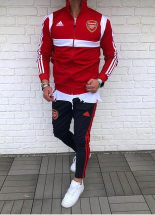 Мужской спортивный костюм топового качества