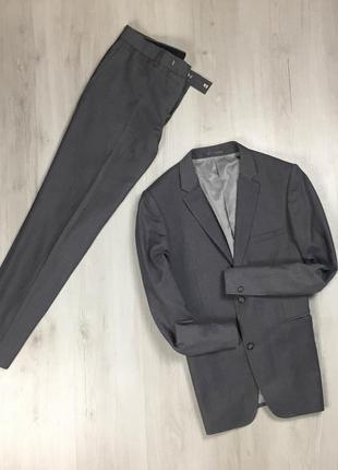 N9 f9 костюм серый ventuno21