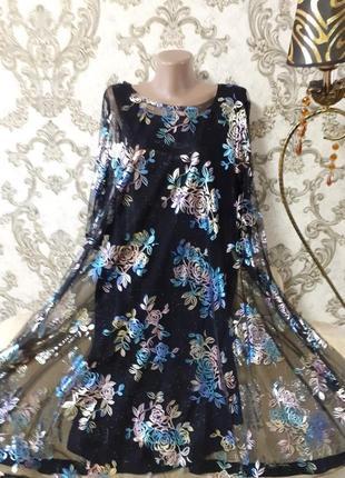 Платье. турция. ра 54-56