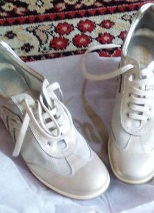 Женские сникерсы, кроссы geox,туфли,ботинки,натуральная кожа