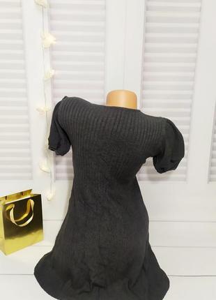 Платье туника сарафан в офис деловое, s/m2 фото