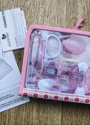 Новый!маникюрный, медицинский набор для новорождённого
