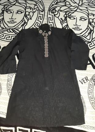 Стильна рубашка туніка