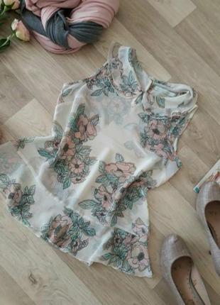 Нежная блуза  р 38-40