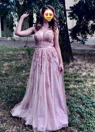 Выпускное платье jovani (usa)